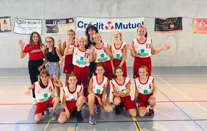 GB31 U13-F - FENOUILLET BASKET CLUB