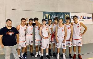 GB31 U17-M/D2 - U.S. COLOMIERS BASKET 2
