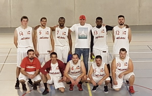 ASTRO BASKET CLUB  - GB31 SENIORS M